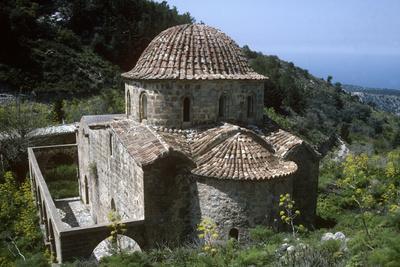 Monastery Church of Antiphonitis, Cyprus