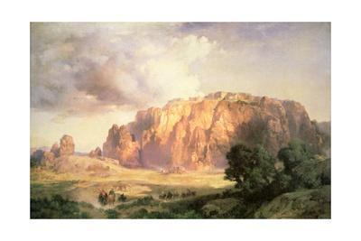 The Pueblo of Acoma, New Mexico