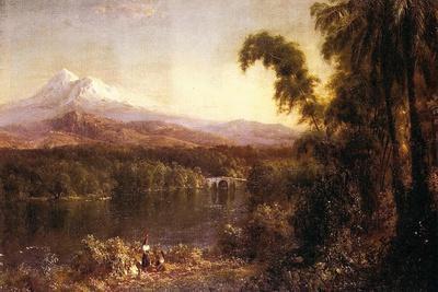 Ecuadorian Landscape, 1877