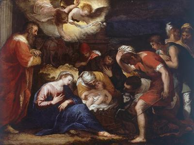 Nativity, Painting