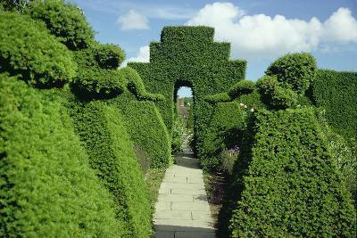 Topiary Garden, Designed