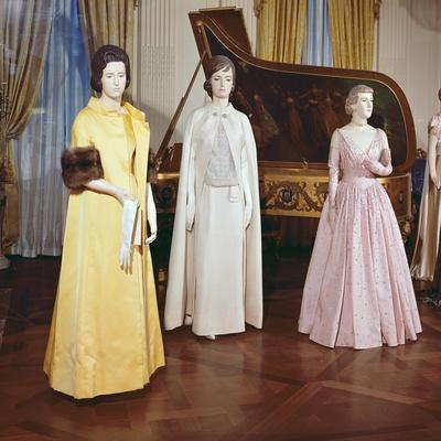 Ball Gowns of Lady Bird Johnson
