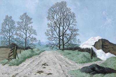 A Somerset Lane, 1967