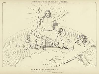 Jupiter Sending the Evil Dream to Agamemnon