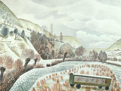 New Year Snow, 1935