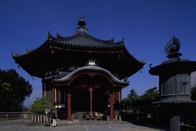 Nanen-Do Hall, from the Kofuku-Ji Complex in Nara