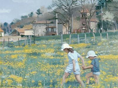 The Meadows: Springtime, 1988