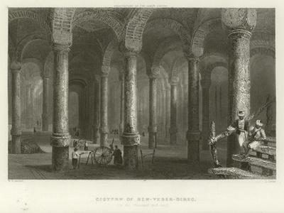 Cistern of Philoxenos, Constantinople