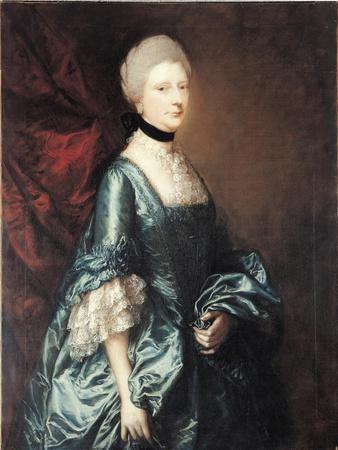 Portrait of Harriet, Viscountess Tracy, C.1763