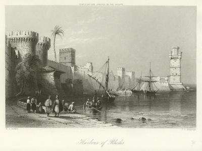 Harbour of Rhodes