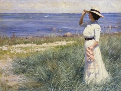 Looking Out to Sea, 1910