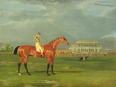 Memnon' with William Scott Up, 1825