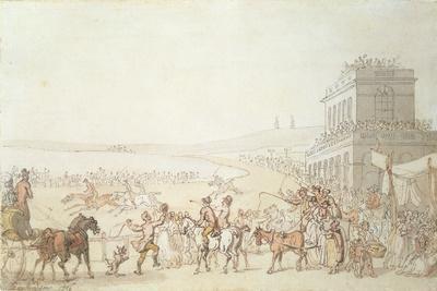 Brighton Races, 1816