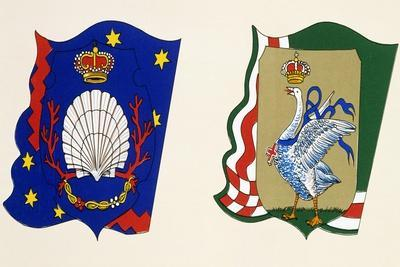 Coats of Arms for Palio of Siena for Nicchio