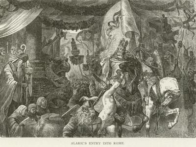 Alaric's Entry into Rome