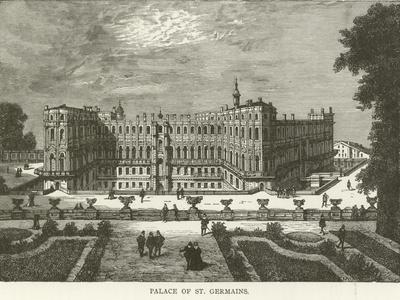 Palace of St Germains