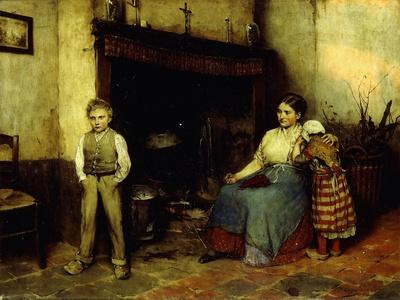 Trouble Brewing, 1883