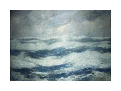 The Sky and the Ocean, 1913