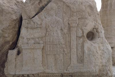 Bas-Relief from Temple of Bel or Baal, Palmyra