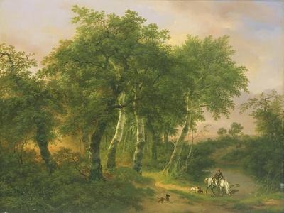 Landscape in Geldern