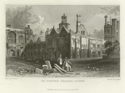 St Osyth's Priory, Essex