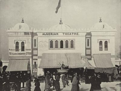 The Algerian Theatre