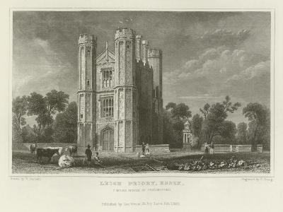 Leigh Priory, Essex, 7 Miles North of Chelmsford