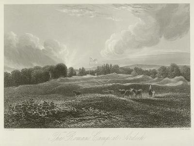 The Roman Camp at Ardoch