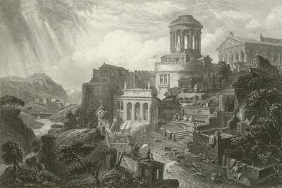 Entrance to a Greek City