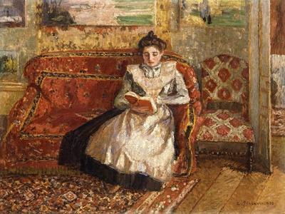 Jeanne Reading, 1899