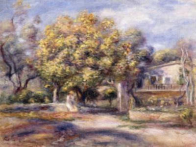 House at Cagnes, C.1905