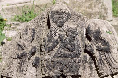 Armenia, Dilizan Region, Relief from Haghartsin