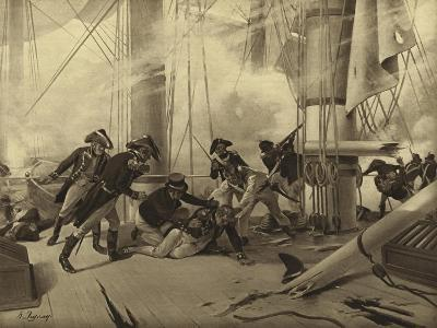 Battle of Trafalgar, 1805