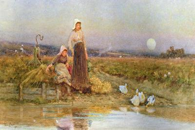 The Gleaners, 1896