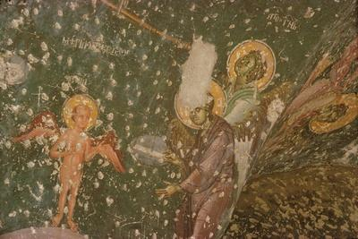 Angels from the Last Judgement, 14th Century