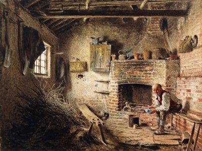The Woodcutters Breakfast, C.1832-1834