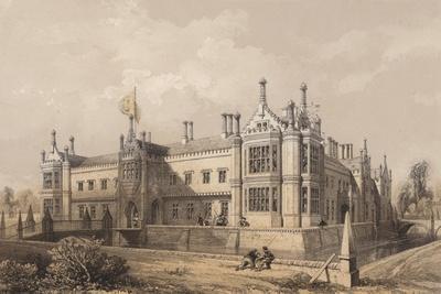 Helmingham Hall, Suffolk