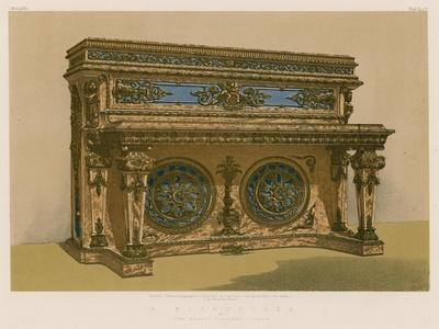 A Pianoforte by the Messrs Collard, London
