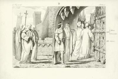 Chilperic I, Frankish King of Neustria