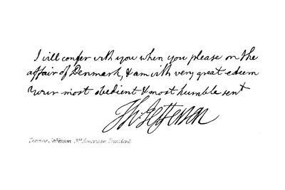 Thomas Jefferson, 3rd American President