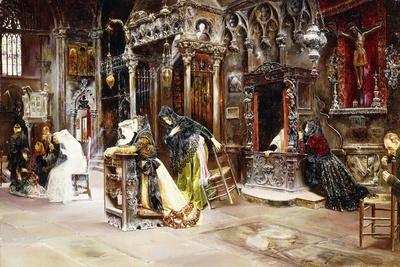 The Confession, 1893