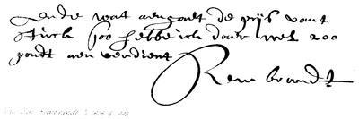 Van Ryn Rembrandt, B 1606, D 1669