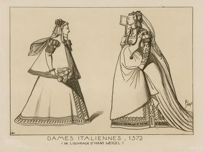 Italian Women, 1572