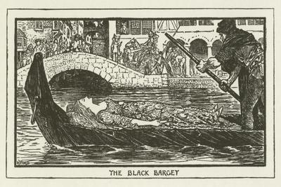 The Black Barget