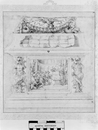Decoration of a Casket, C.1535