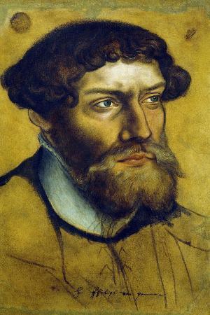 Portrait of Philip I, Duke of Pomerani