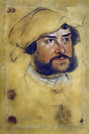 Portrait of Ernest Confessor