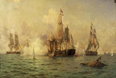 The Naval Battle, July 30, 1826
