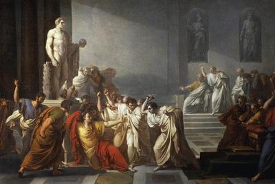 The Death of Julius Caesar, 1805-1806