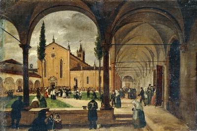 The Cloister of St Bernardino